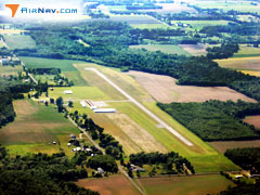 Aerial photo of B16 (Whitfords Airport)