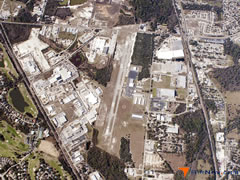 Aerial photo of KPCM (Plant City Airport)