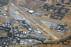 Aerial photo of KSBP (San Luis County Regional Airport)