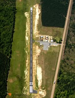 Aerial photo of 5M4 (Fordyce Municipal Airport)