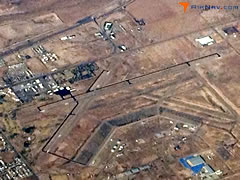 Aerial photo of KDMN (Deming Municipal Airport)