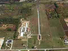 Aerial photo of 4G8 (Columbia Airport)