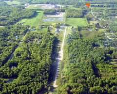 Aerial photo of 7D9 (Germack Airport)