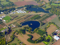 Aerial photo of 7S9 (Lenhardt Airpark)