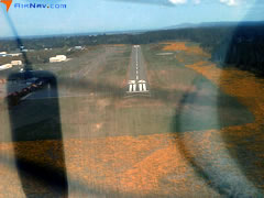 Aerial photo of S05 (Bandon State Airport)