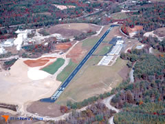 Aerial photo of 7A8 (Avery County Airport (Morrison Field))