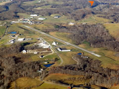 Aerial photo of 4G5 (Monroe County Airport)