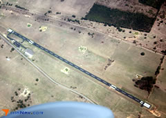 Aerial photo of 32A (Danville Municipal Airport)