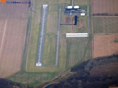 Aerial photo of KCYO (Pickaway County Memorial Airport)