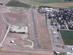 Aerial photo of 6S1 (Bridger Municipal Airport)