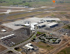 Aerial photo of KGEG (Spokane International Airport)