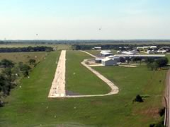 Aerial photo of 1F7 (Airpark East Airport)