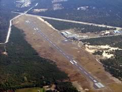 Aerial photo of 6D9 (Iosco County Airport)