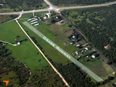 Aerial photo of 53T (Cannon Field Airport)