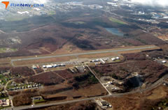 Aerial photo of KHZL (Hazleton Regional Airport)