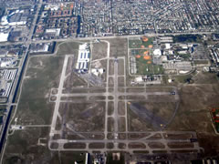 Aerial photo of KHWO (North Perry Airport)