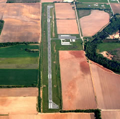 Aerial photo of 0M0 (Billy Free Municipal Airport)