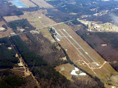Aerial photo of 4F2 (Panola County Airport-Sharpe Field)