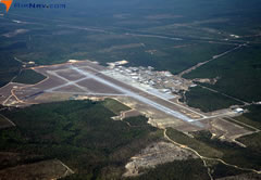 Aerial photo of KEGI (Duke Field (Eglin AF Aux Nr 3) Airport)