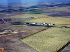 Aerial photo of F56 (Arledge Field Airport)