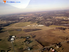 Aerial photo of C20 (Andrews University Airpark)