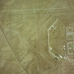 Aerial photo of KDUG (Bisbee Douglas International Airport)