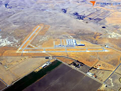 Aerial photo of C83 (Byron Airport)