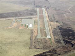 Aerial photo of C80 (New Coalinga Municipal Airport)