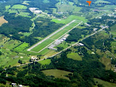 Aerial photo of 1B1 (Columbia County Airport)