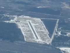 Aerial photo of KBCK (Black River Falls Area Airport)