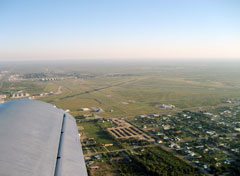 Aerial photo of KODO (Odessa Airport-Schlemeyer Field)