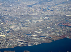 Aerial photo of KEWR (Newark Liberty International Airport)