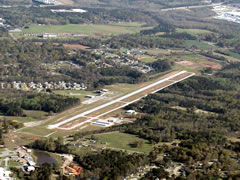 Aerial photo of D73 (Monroe-Walton County Airport)