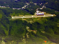 Aerial photo of KBLF (Mercer County Airport)