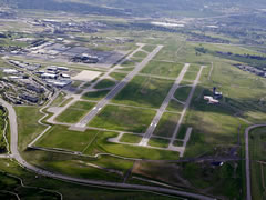 Aerial photo of KBJC (Rocky Mountain Metro Airport)