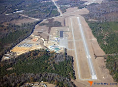 Aerial photo of 06A (Moton Field Municipal Airport)