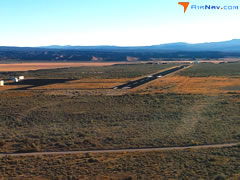 Aerial photo of 1L1 (Lincoln County Airport)