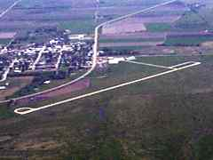 Aerial photo of KOKS (Garden County Airport/King Rhiley Field)
