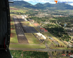 Aerial photo of PHHI (Wheeler Army Airfield)