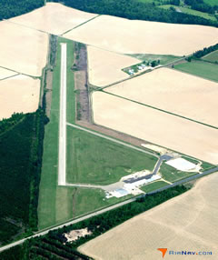 Aerial photo of KCRT (Z M Jack Stell Field Airport)