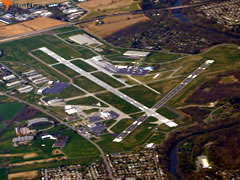 Aerial photo of KRDG (Reading Regional Airport/Carl A Spaatz Field)