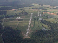 Aerial photo of M20 (Leitchfield-Grayson County Airport)