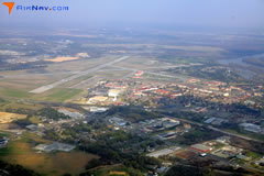 Aerial photo of KMXF (Maxwell Air Force Base)