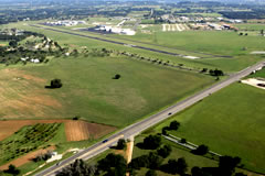 Aerial photo of T82 (Gillespie County Airport)