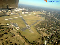 Aerial photo of KHKS (Hawkins Field Airport)