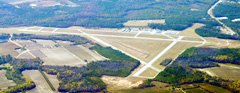 Aerial photo of KTBR (Statesboro-Bulloch County Airport)