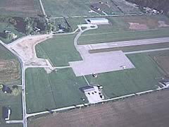 Aerial photo of KEOP (Pike County Airport)