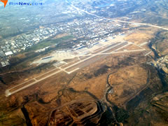 Aerial photo of KNKX (Miramar MCAS (Joe Foss Field) Airport)