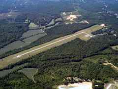 Aerial photo of 04M (Calhoun County Airport)