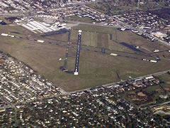Aerial photo of KMWC (Lawrence J Timmerman Airport)